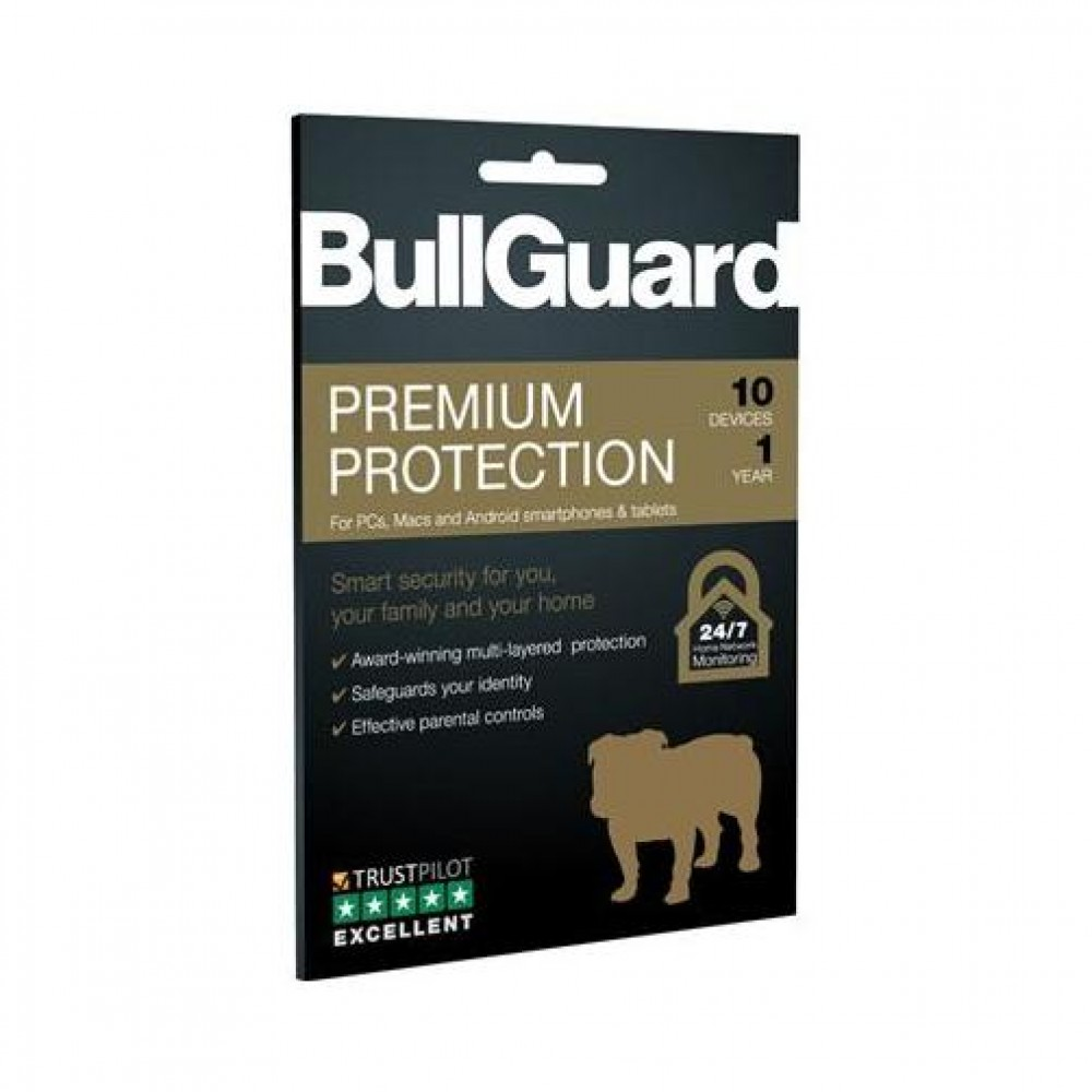 BullGuard Permium Proection 2019