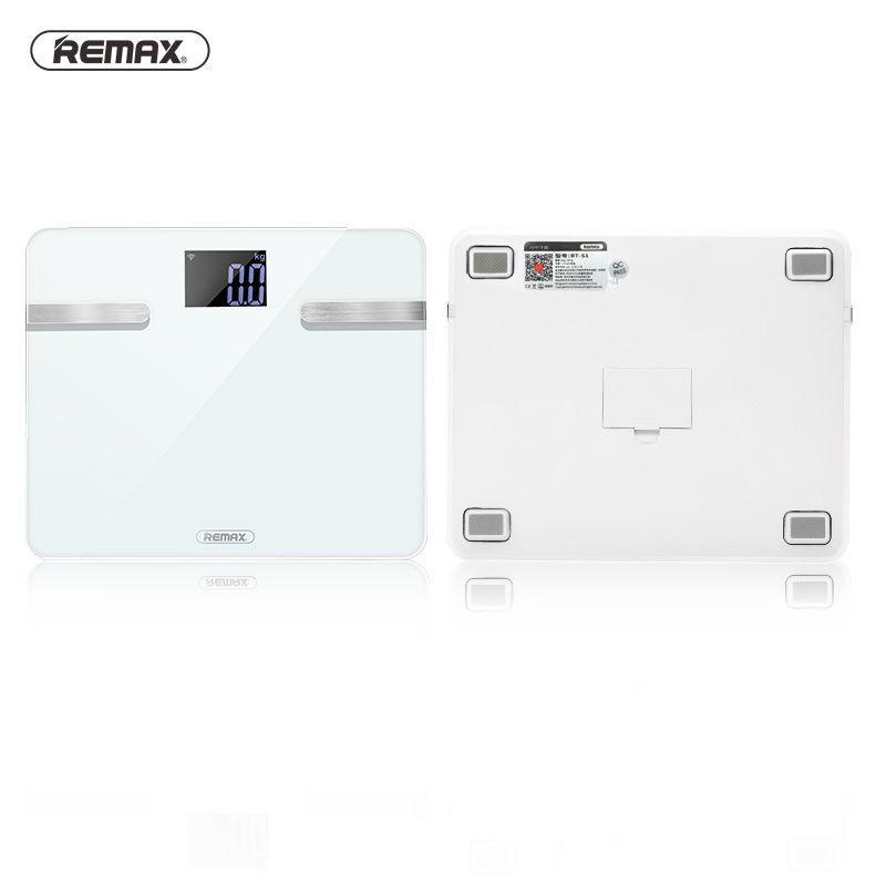 เครื่องชั่งน้ำหนักดิจิตอล Remax Digital Intelligent Body Scale (RT-S1)