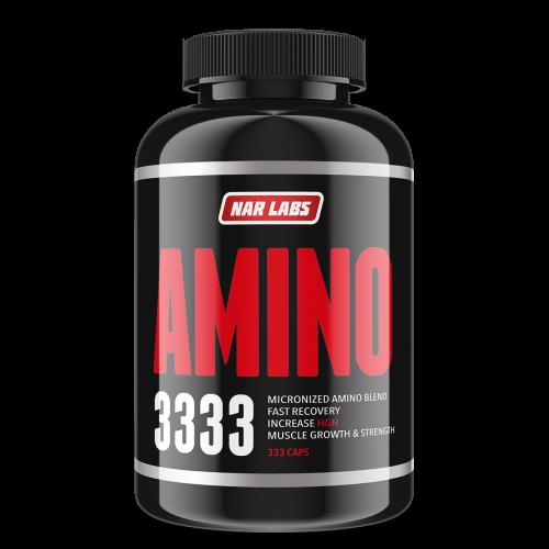 เวย์โปรตีน Amino 3333