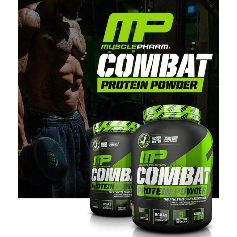เวย์โปรตีน Muscle Pharm Combat