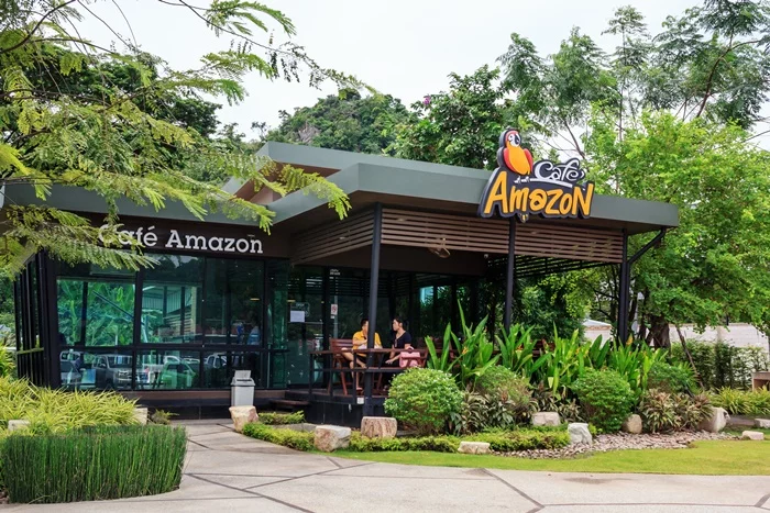 Café Amazon คาเฟ่ อเมซอน