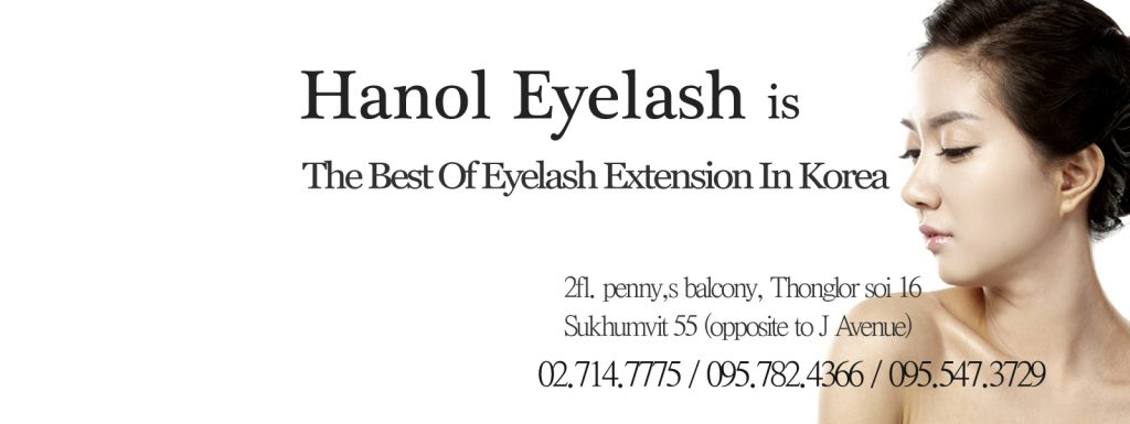 Hanol Eyelash in Bangkok