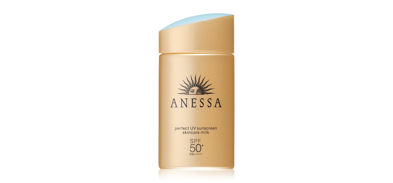 ครีมกันแดด ANESSA Perfect UV Sunscreen Skincare milk SPF50+ PA