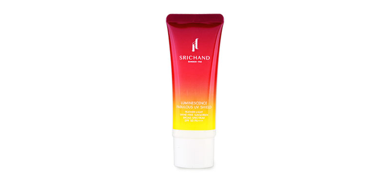 ครีมกันแดด Srichand Luminescence Fabulous UV Shield SPF50 PA+++
