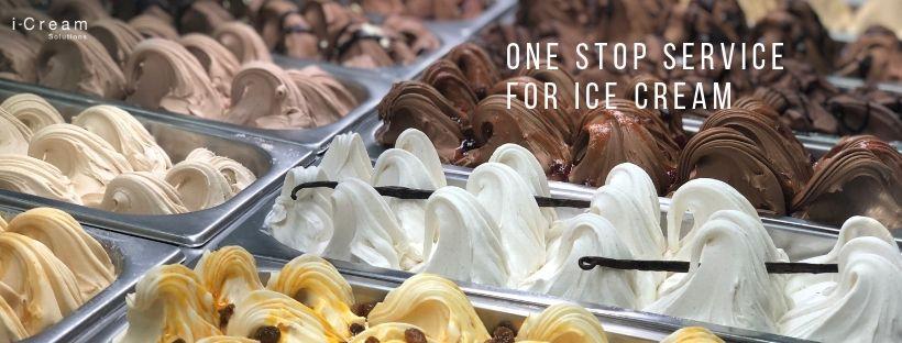 โรงเรียนทำไอศกรีม I-Cream Solutions