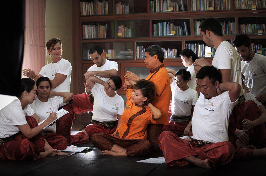 ITM-International Training โรงเรียนไอ ที เอ็ม นวดไทยโบราณ