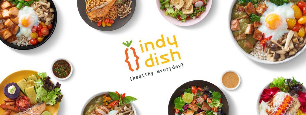 แอพสั่งอาหาร Indie Dish