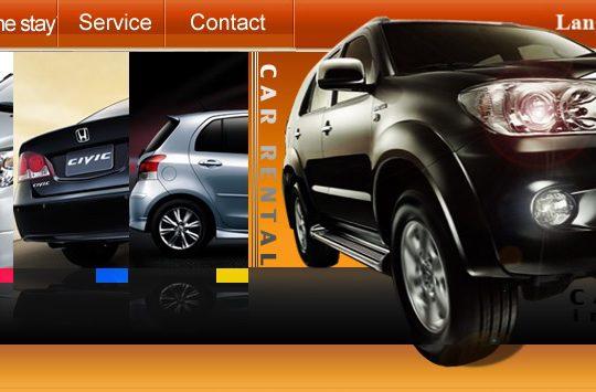 CMC รถเช่า เชียงใหม่ ราคาเริ่มต้น 699 บาท
