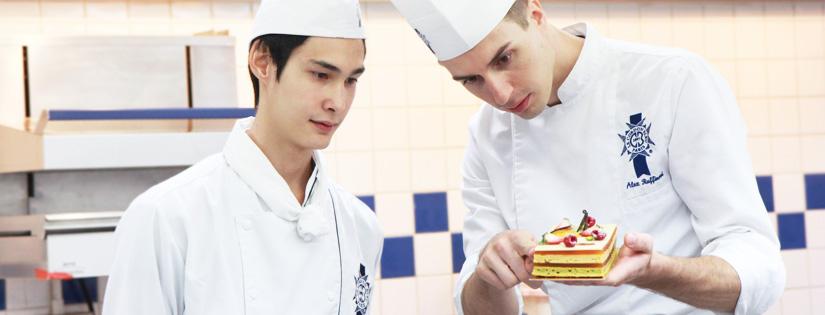 Le Cordon Bleu Dusit สอนทำขนม