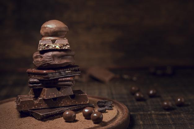 อาหารที่กินยังไงก็ไม่อ้วน ดาร์กช็อกโกแลต