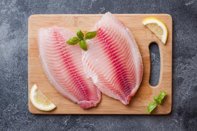 อาหารที่กินยังไงก็ไม่อ้วน เนื้อปลา