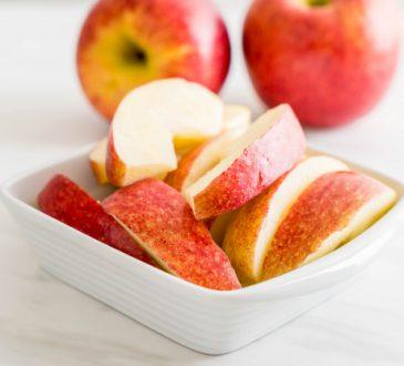 อาหารที่กินยังไงก็ไม่อ้วน แอปเปิ้ล