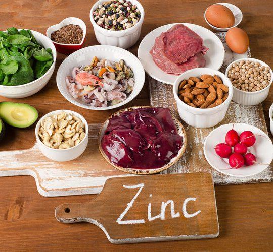 ธาตุสังกะสีหรือ Zinc