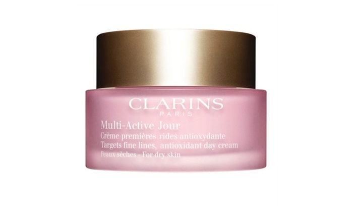Clarins Multi-Active Jour Targets Fine Lines Antioxidant Day Cream