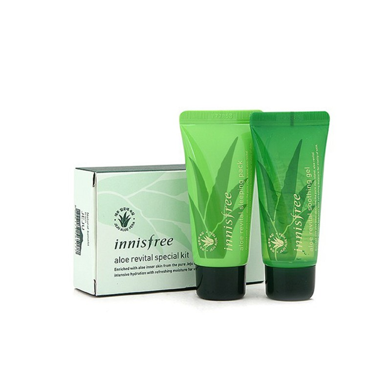 Innisfree Aloe Revital Soothing Gel 93%