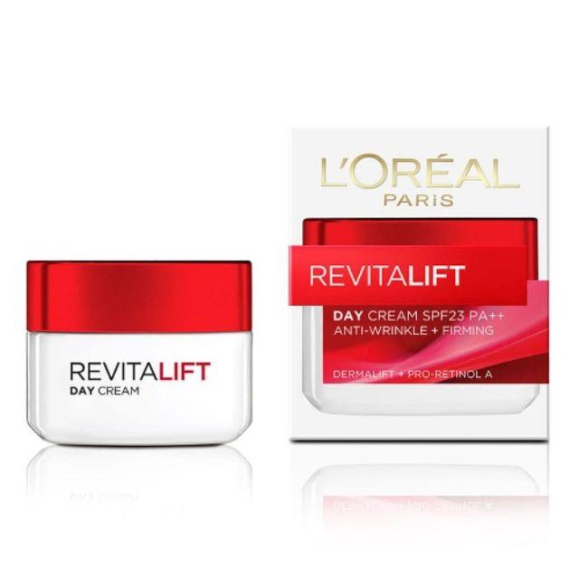 L'oreal Revitalift Day Cream SPF23 PA+++