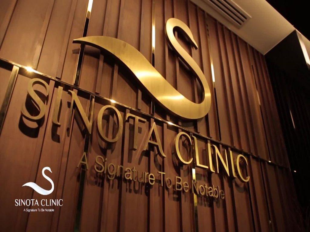 Sinotaclinic ซิโนต้า