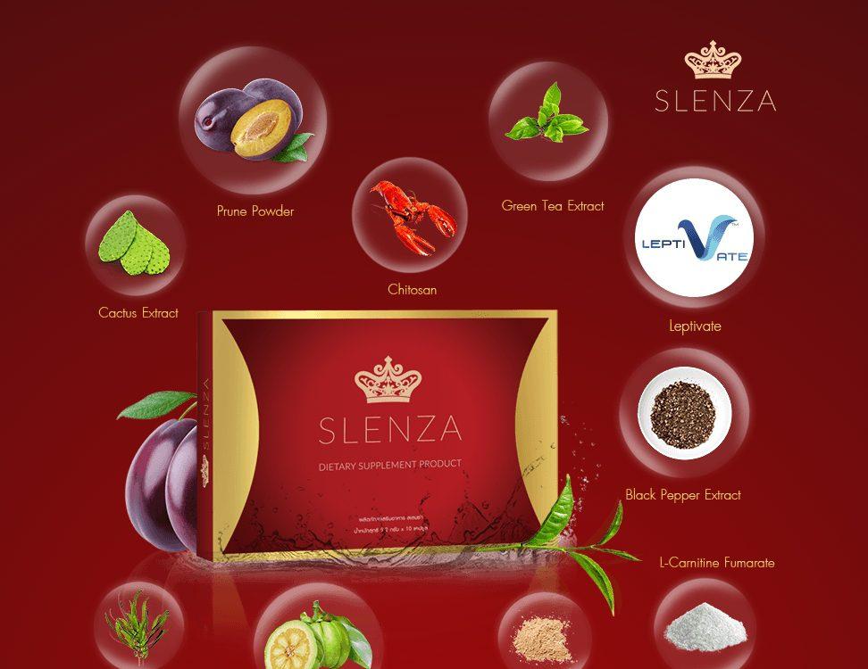 Slenza ผลิตภัณฑ์ลดน้ำหนัก