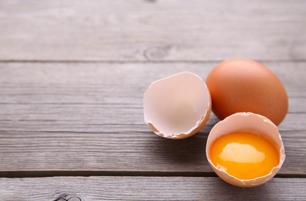 มาร์คไข่ขาวขจัดสิวเสี้ยน