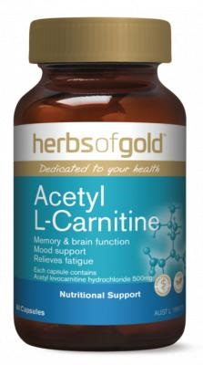 Herbs of Gold Acetyl-L-Carnitine