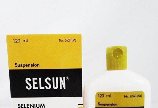 Mentholatum Selsun Selenium Sulfide 2.5%