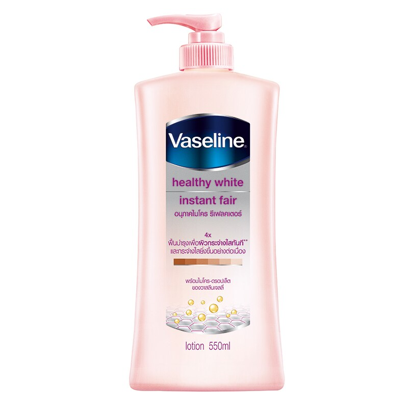 Vaseline Healthy White Instant Fair Lotion