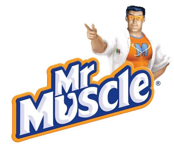 Mr. Muscle น้ำยาทำความสะอาดท่อตัน
