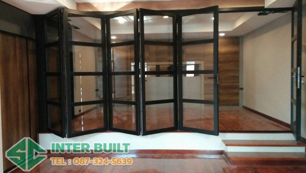 SC INTER BUILT รับออกแบบติดตั้งกระจกอลูมิเนียม