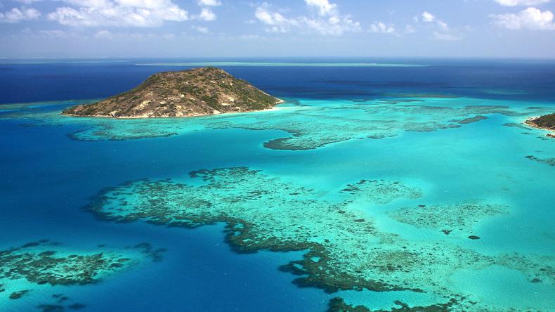 เดอะ เกรตแบร์ริเออร์รีฟ (The Great Barrier Reef)
