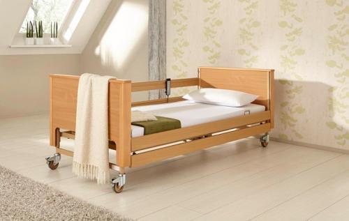 เตียงผู้ป่วยปรับไฟฟ้า Dali II 24
