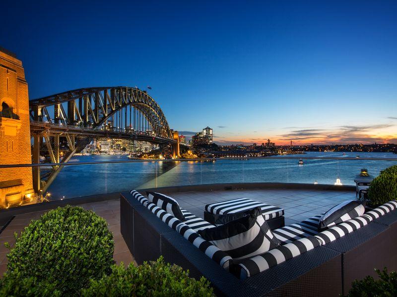 โรงอุปรากร (Sydney Opera House) รัฐนิวเซ้าท์เวลส์ (New South Wales)
