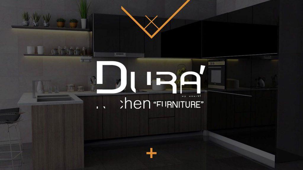 เฟอร์นิเจอร์ชุดครัวทนน้ำ By Dura Kitchen