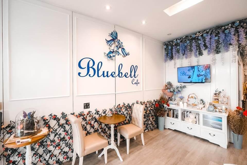 ร้าน Bluebell By Lanlaman คาเฟ่สไตล์วินเทจย่านเมืองทอง
